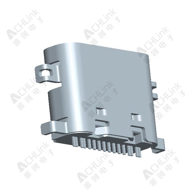 USB 3.1 TYPE-C 16PIN sink 1.6 four-foot insert(CH = -0.02)
