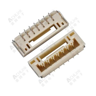 JST GH 1.25MM WIRE TO BOARD CONNECTORS SERIES