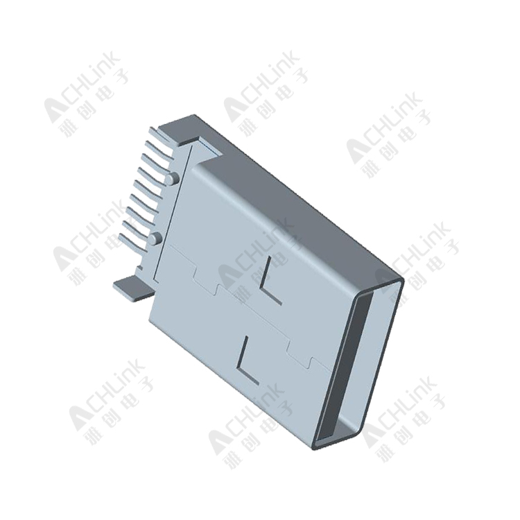 USB 3.0 A TYPE 9P MALE .FORWARD SINKING PLATE1.95mm